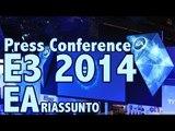E3 2014 SINTESI NOVITA' EA: The Sims 4, Mass Effect 4, FIFA15 e HARDLINE