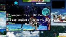 Sword Art Online : Hollow Fragment - Bande Annonce