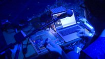 Leafcutter John live at Imogen Heap's Reverb