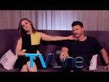 """Bones"" Stars Emily Deschanel & David Boreanaz at Comic-Con 2014 - TVLine"