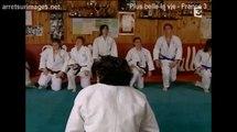 Plus Belle La Vie aime le judo (et les kimonos)