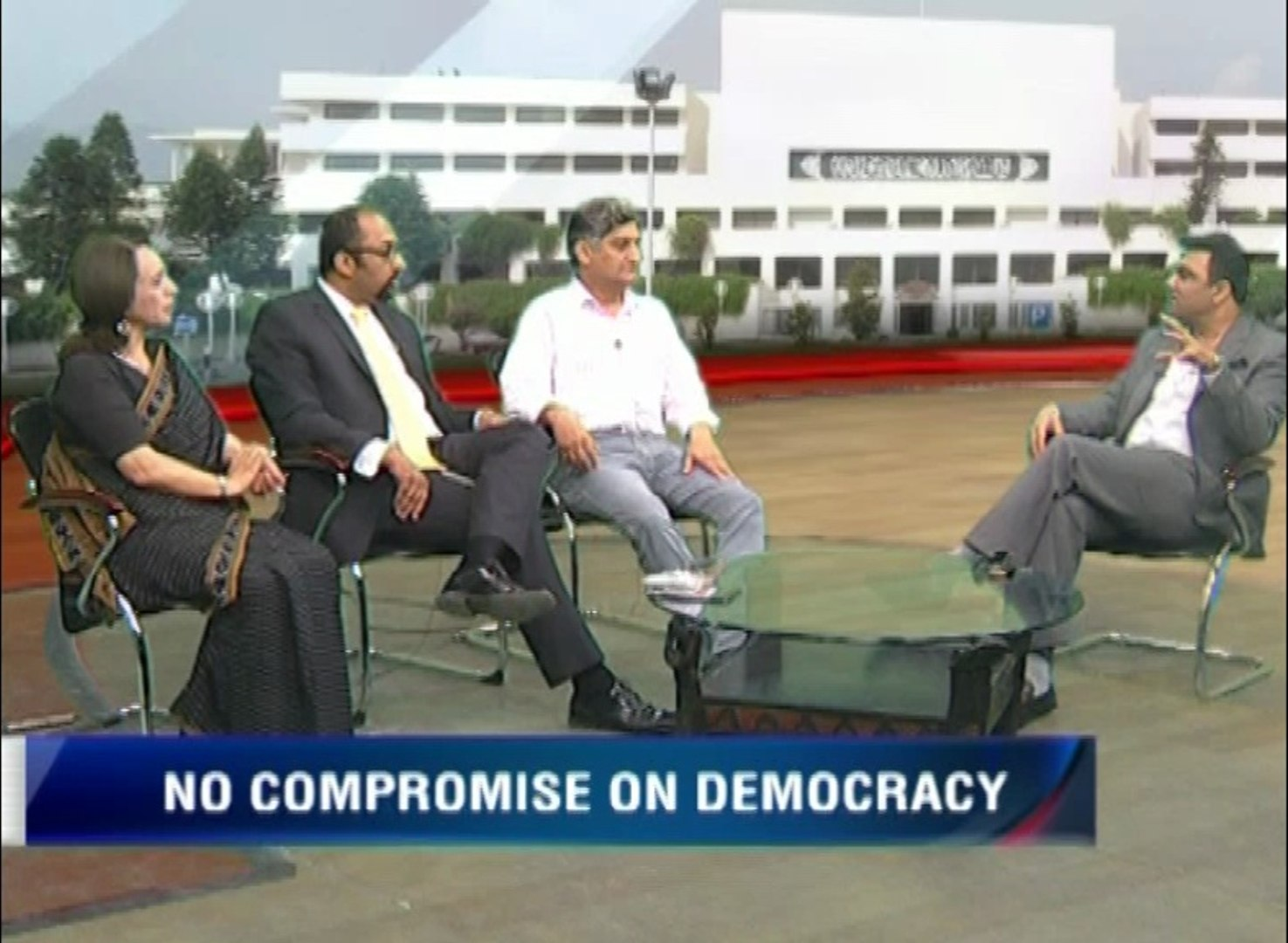 Programme: Views On News.. Topic:Resolving Political Situation