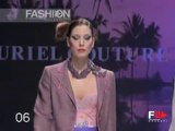 """Raffaella Curiel"" Spring Summer 2005 Rome 1 of 6 Haute Couture by Fashion Channel"