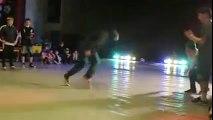 Street Boom 2014 Patsani versus MM win break dance crew versus crew