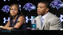 Video Appears To Show Ray Rice Punching Fiancée In Elevator