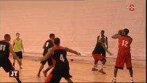 L'effectif 2014 de l'Aix Maurienne Savoie Basket
