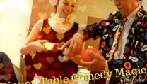 Burnaby comedy table magician reviews, Vancouver comedy roving close up magic reviews and testimonials, Siri BC comedic table to table magic show reviews and testimonials,White Rock BC choices markets Awards night Entertainment reviews, firefighters Club