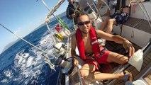 Sailing with the 'Lotos' - Corfu, Dubrovnik, Korcula, Hvar, Split