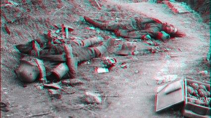 cadavres allemands