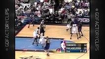 Vince Carter vs Allen Iverson Duel Highlights 2001 Playoffs ECSF G1 Raptors at 76ers - MUST WATCH!
