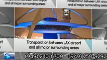 Airport Shuttle LAX provides transportation between Los Angeles International Airport & nearby areas