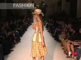 """""""Moschino Cheap&Chic"""" Spring Summer 2005 2 of 3 Milan Pret a Porter by Fashion Channel"""