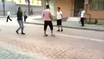 When Crazy Animals Attack Small Dog With Rabies Tries To Attack Boys ~ Best Funny Animals 2014