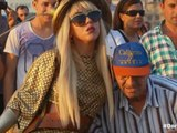 Lady Gaga İstanbul Sokaklarında!