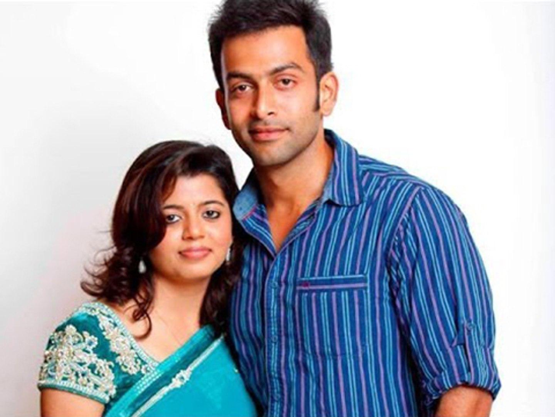 Prithviraj Blessed With A Baby Girl   Supriya Menon - video Dailymotion