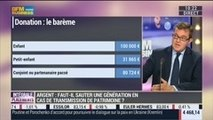 Gestion de patrimoine: sauter une génération pour céder une partie du patrimoine aux petits-enfants: Fabien Vatinel, dans Intégrale Placements –  09/09