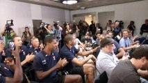 LA MINUTE INSIDE - 08/09/2014 - L'annonce de l'EuroBasket 2015