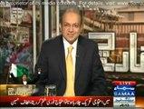Mir Hazar Khan Khoso was appointed as Caretaker PM on the directions of Iftikhar Chaudhry - Nadeem Malik
