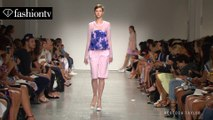 Rebecca Taylor Spring-Summer 2015 Runway Show - New York Fashion Week NYFW - FashionTV