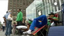 Siga el directo: Esperando el nuevo reloj inteligente de Apple y sus nuevos iPhone