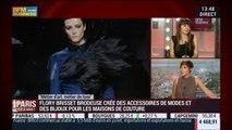 Métiers d'art, Métiers de luxe: Brodeuse, dans Paris est à vous – 09/09