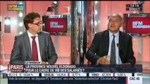 La tendance du moment: Pourquoi les cadres souhaitent-ils quitter Paris ?, dans Paris est à vous – 09/09