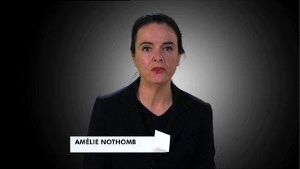 Amélie Nothomb - Les 20 livres qui ont changé votre vie