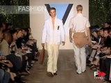 """Louis Vuitton"" Spring Summer 2005 1 of 2 Paris Menswear by Fashion Channel"
