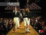 """John Richmond"" Spring Summer 2005 3 of 3 Milan Menswear by Fashion Channel"