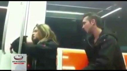 Amore tossico in metro, Veronica Pensaci!