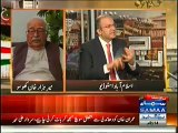 Nadeem Malik Live Special Transmission - 9th September 2014