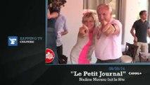 Zapping TV : Nadine Morano danse devant les caméras