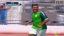 Solo nove tifosi allo stadio, accade in Perù