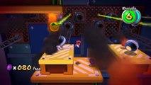 Super Mario Galaxy - Flotte armée - Étoile 5 : Les pièces violettes de la flotte spatiale