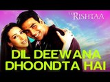 Dil Deewana Dhoondta Hai - Ek Rishtaa | Akshay Kumar & Karishma Kapoor | Kumar Sanu & Alka Yagnik