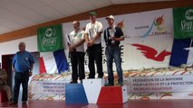 Résultats du Championnat de France de pêche au coup 1re division 2014