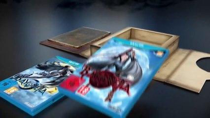 Bayonetta 2 - First Print Edition (Wii U)