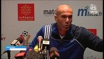 Foot à 5 : Zinédine Zidane dans les arènes d'Arles