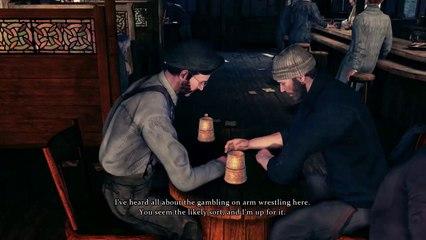 Sherlock Holmes: Crimes & Punishments - Art of Subversion
