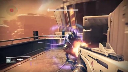 Destiny - Dust Palace Strike Walkthrough (Only on PlayStation)