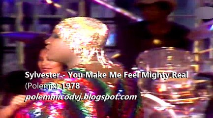 Sylvester - You Make Me Feel Mighty Real (Polemix) 1978