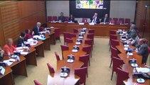 Table ronde sectorielle Associations caritatives - Jeudi 4 Septembre 2014