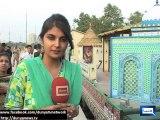 Dunya news- Azadi train arrives in Karachi