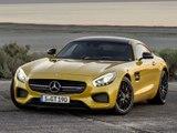 La Mercedes-AMG GT passe à l'action !