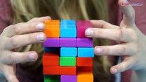 Jenga Tetris Game / Gra Jenga Tetris - Hasbro - A4843 - Recenzja