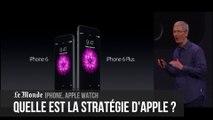 Montre et nouvel iPhone : quelle stratégie derrière les annonces d'Apple ?
