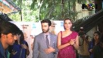 Sonam And Fawad On Zee Cine Star Ki Khoj
