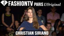 Christian Siriano Spring/Summer 2015 Runway Show | New York Fashion Week NYFW | FashionTV