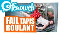 Compilation Tapis Roulant Fail