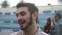 Ricky Ubeda  Winner of So You Think You Can Dance 11 Winner -- Interview at 2014 FOX Fall  Preview Party